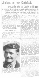 Military Cross (Newspaper publication)