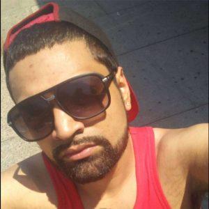 Enrique L. Rios Jr - 25 (NY nursing school student & Social worker)