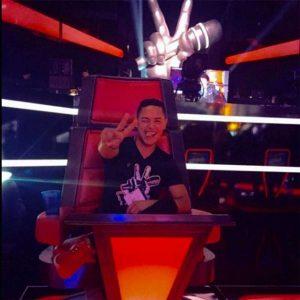 Jonathan Camuy - 24 ( assistant producer for Telemundo)