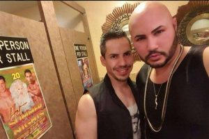 Juan Carlos Mendez Perez - 35 & Luis Daniel Wilson-Leon - 37