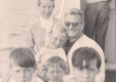 Vacances à l'ile du Prince Edouard -1968
