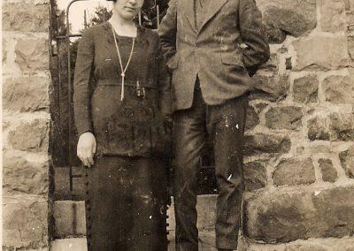 Parent: Adline Gourdeau & Lucien Lafrance